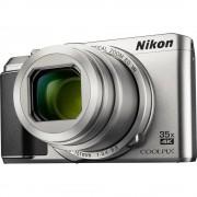 Digitalna kamera A-900 Nikon 20 mil. piksela optički zoom: 35 x srebrna WiFi, sklopivi ekran
