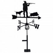 Svens Girouette Chasseur grand Modèle + Support Universel