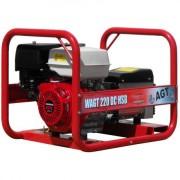 WAGT 220 DC HSB RR Generator sudura industrial 200 A DC , trifazat 6.5 kVA
