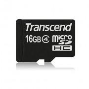 Transcend Memory Card 16gb Microsdhc 1 Adapter