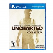 PS4 Juego Uncharted The Nathan Drake Collection - PlayStation 4