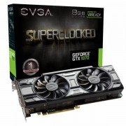 Grafička kartica EVGA GTX 1070 SC Gaming Black Ed 8GB DDR5 DVI HDMI 3xDP EVG-08G-P4-5173-KR