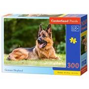 "Castorland ""German-Shepherd"" Puzzle (300 Piece)"