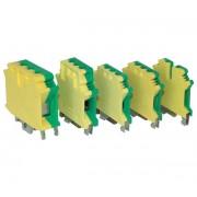 Ipari sorkapocs 6jd sárga/zöld ELMARK
