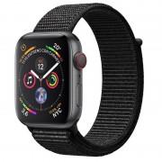 Apple Watch Series 4 GPS + Cellular 40mm Alumínio Cinzento Sideral com Bracelete Loop Preta