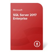 Microsoft SQL Server 2017 Enterprise (2 cores), 7JQ-01275 elektroniczny certyfikat