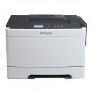Štampač Color Laser A4 Lexmark CS410dn, 1200x1200dpi 30ppm 256MB USB LAN duplex