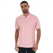 Ben Sherman Men-apos;s Ben Sherman Twin Tpped Polo Shirt en rose