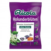 Queisser Pharma GmbH & Co. KG RICOLA o.Z.Beutel Holunderblüten Bonbons 75 g