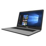 """NB Asus VivoBook Pro N705FD-GC012, siva, Intel Core i7 8565U 1.8GHz, 1TB HDD, 256GB SSD, 8GB, 17.3"""" 1920x1080, nVidia Geforce GTX 1050 4GB, 24mj, (90NB0JN1-M00670)"""