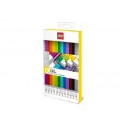 51639 Set 12 pixuri cu gel LEGO