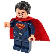 LEGO DC Batman V Superman; Dawn Of Justice Loose Superman Minifigure [Loose]