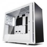 Кутия за компютър Fractal Design Define S2 White – TG, FD-CA-DEF-S2-WT-TGC