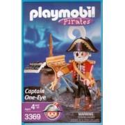 Playmobil Pirates Captain One-eye 3369