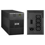 Eaton 5E 850VA 480Watts USB UPS, Retail Box , 1