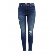 Only Onlpaola Hw Sk Des Jns Bb Az139941 : - jeans - Size: XSL32
