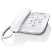 Стационарен телефон Gigaset DA510, 1 линия, бял