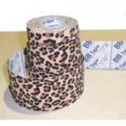 Kinesiologický tejp BB designem leoparda WeTape Inc.