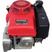 Honda Engines Vertical OHV Engine with Electric Start (389cc, GXV Series, 1 Inch x 3.11 Inch Shaft, Model: GXV390UT1DET3)