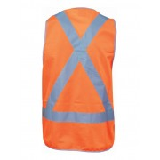 Hi Vis Cross Back Vest