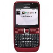 Refurbished Nokia E63 Red ( 1 Year Warranty By Warranty Plaza )