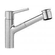 KWC 10211033CH Chrome Pull out Tap - Clearance