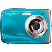 Aparat Foto Digital Easypix W1024B Splash, 16 MP, CMOS (Albastru)