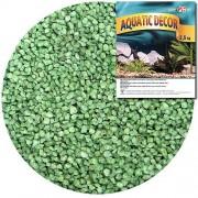 COBBYS PET AQUATIC DECOR Štrk zelený 3-4mm 2,5kg