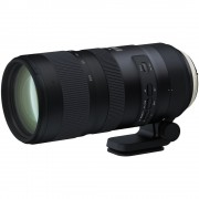 Tamron SP 70-200mm f/2.8 Di VC USD G2 Lens for Nikon mount (AFA025N) with HOYA 77mm Filter