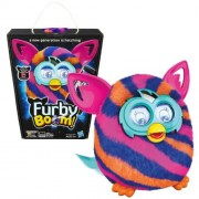 Hasbro Year 2013 Furby Boom Series 5 Inch Tall Electronic App Plush Toy Figure - Blue