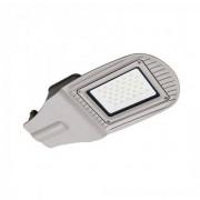 VTAC Armatura Lampada stradale V-TAC LED SMD 30W SMD 2.400LM 100° Alluminio Grigio IP65 VT-15030ST - SKU 5487 Bianco...
