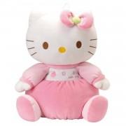 Jemini hello kitty knuffel baby housse pyjama meisjes roze 40 cm