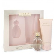 Lovely For Women By Sarah Jessica Parker Gift Set - 1.7 Oz Eau De Parfum Spray + 6.7 Oz Body Lotion