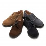 Pisamonas Sapatos Blucher lisos