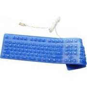 Tastatura Flexibila Gembird KB-109FEL1-BL-US