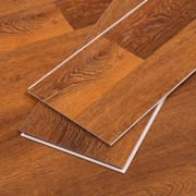 Cali Vinyl Rapid Click Lock Vinyl Flooring Planks, Wood Grain, Sample