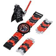 Ceas LEGO Star Wars Darth Vader rosu negru