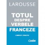 Totul despre verbele franceze