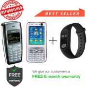 Nokia 1110 N73 Get Fitness Band