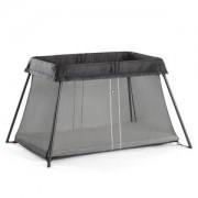 Reisbed Light zwart mesh 040280
