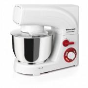 Mixer cu bol Taurus Mixing Chef 1200W 5.5l alb