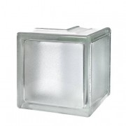 Glassblocks Luxfera Glassblocks MiniGlass čirá 15x15x8 cm sklo MGSCORARC