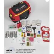 MIL-TEC 16027804 GRAB&GO(TM) Elsősegély csomag - 4 személyes