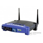 Linksys WRT54GL Wireless router 4 port