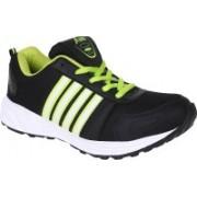 Aero AMG Performance Running Shoes For Men(Black, Green)