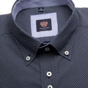 Bărbați cămașă slim fit Willsoor Londra 4183
