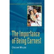 Oscar Wilde: 'The Importance of Being Earnest', Paperback/Oscar Wilde