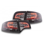 FK-Automotive fanale posteriore a LED per Audi A4 berlina (tipo 8E) anno di costr. 04-07, nero