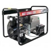 AGT 12003 LSDE Generator de curent diesel trifazat , motor Lombardini , demaror electric 12 V