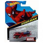 Hot Wheels 1:64 Marvel Die-Cast Car (Spider man)